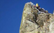 Rocca Pumaccioletto - Spigolo Sud (invernale)