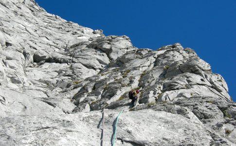 Monte Contrario - Via dei Chiavaresi