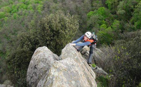 Rocca Pendice - Spigolo Barbiero