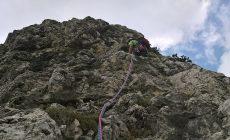 Monte Cornetto - Spigolo Soldà