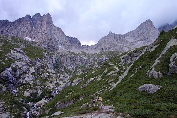 La parte alta della Val di Zocca