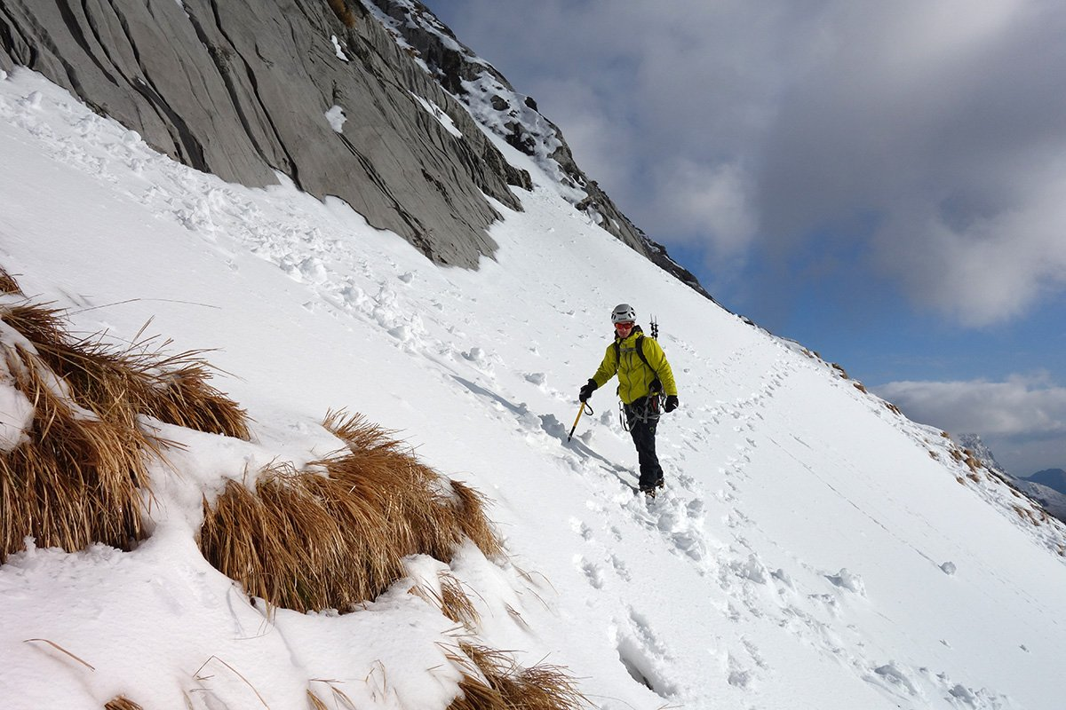 Neve, calcare e paleo