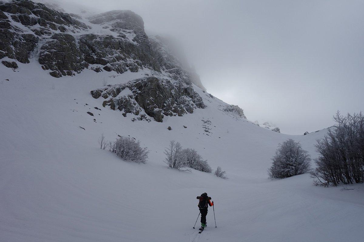Avvicinamento in sci