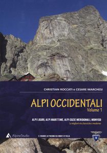 Book Cover: ALPI OCCIDENTALI. Volume 1