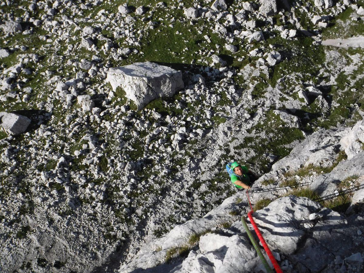 Castelletto Inferiore - Via dell'Ingegnere